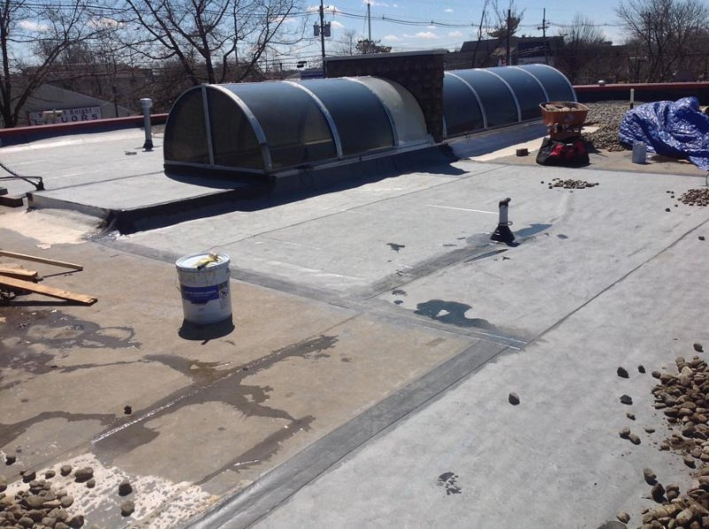Commercial Roof Repair : Jc contractor commercial roof repair somerset nj