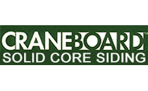 Crane Board Solid Core Siding