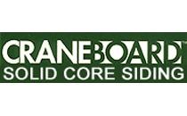 Crane Board Solid Core Siding