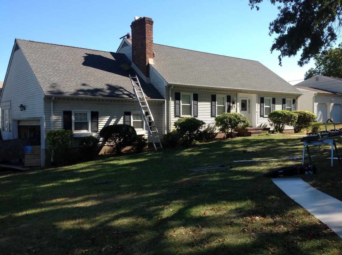 Residential Roofing Project, Edison, NJ