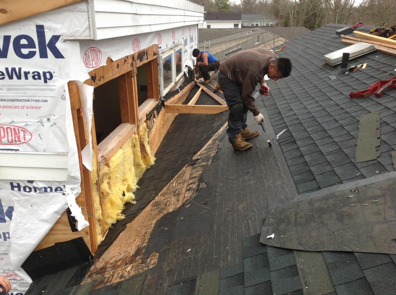 Roof Leak Repair, New Jersey