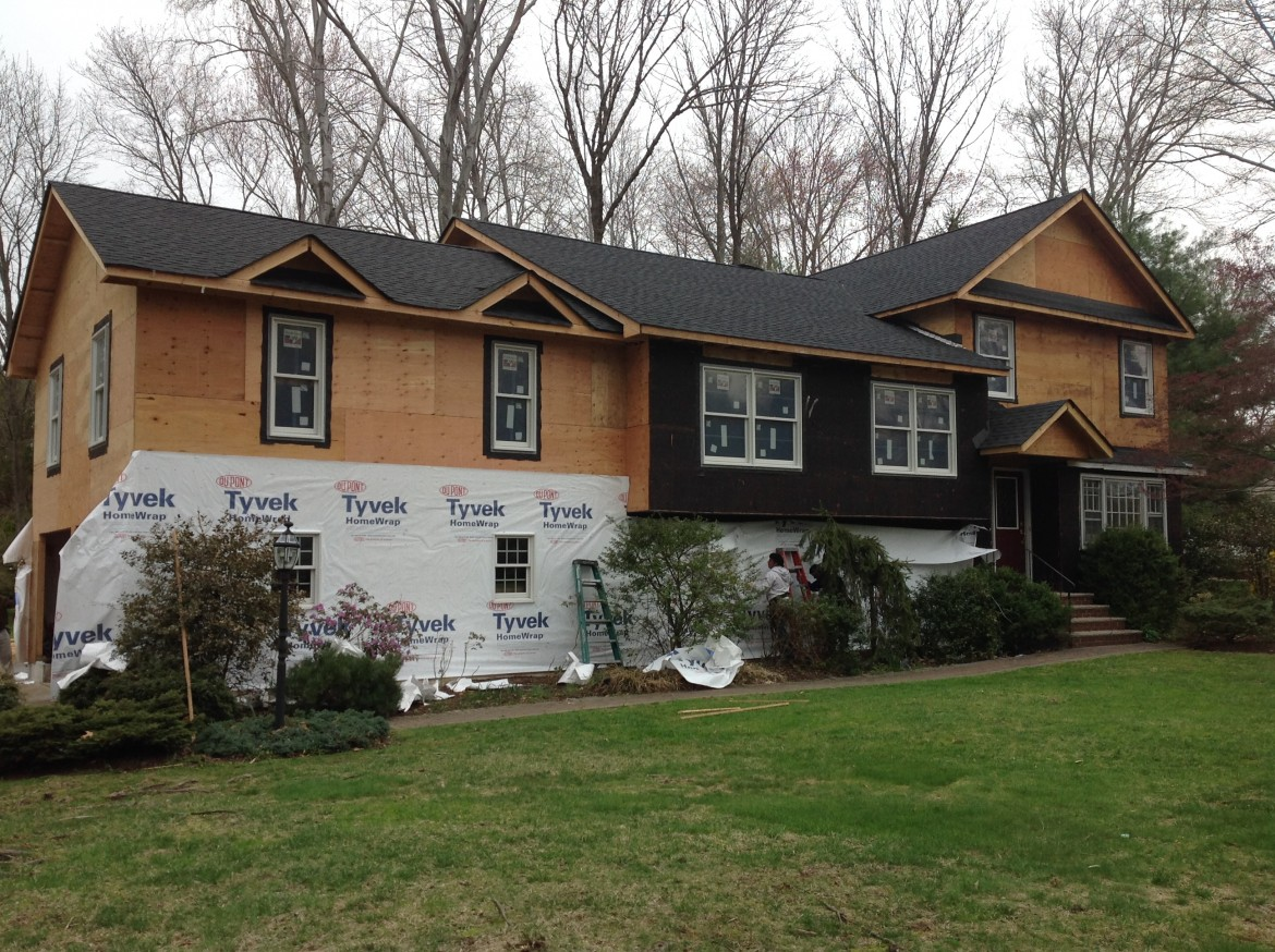 Vinyl Shakes Siding Project, Florham Park, NJ