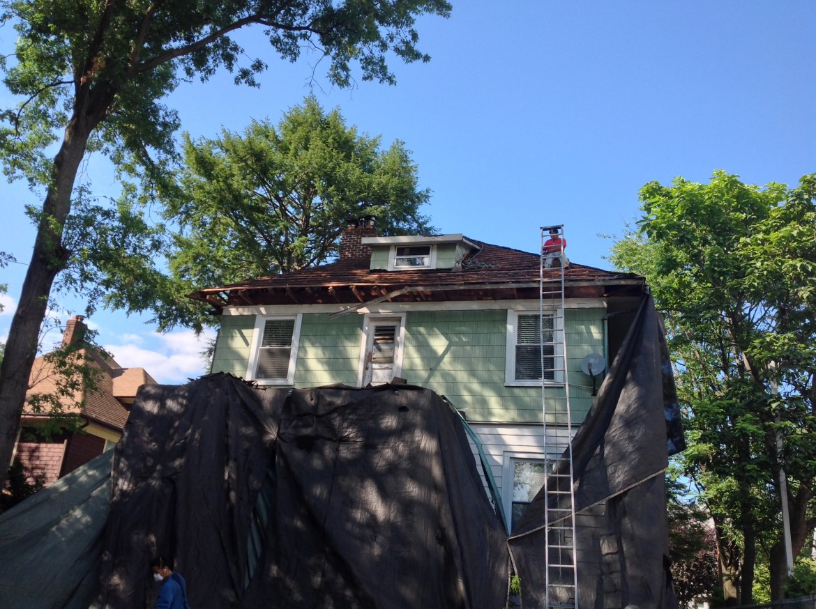 Roofing and Gutter Project, Leona, NJ