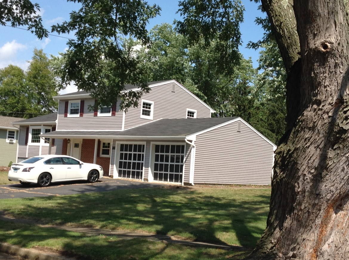 Residential Siding Project, East Hanover, NJ