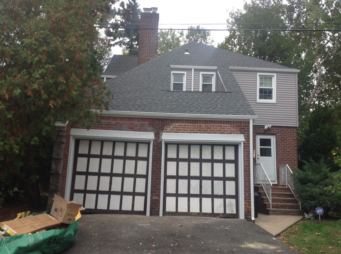Siding and Roofing Project, Englewood, NJ