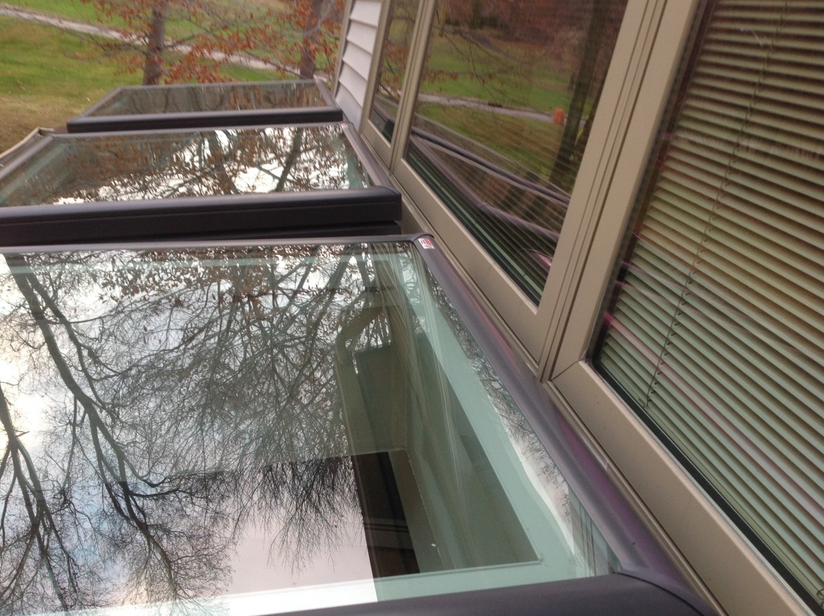 Skylight and Roofing Project, Succasunna, NJ