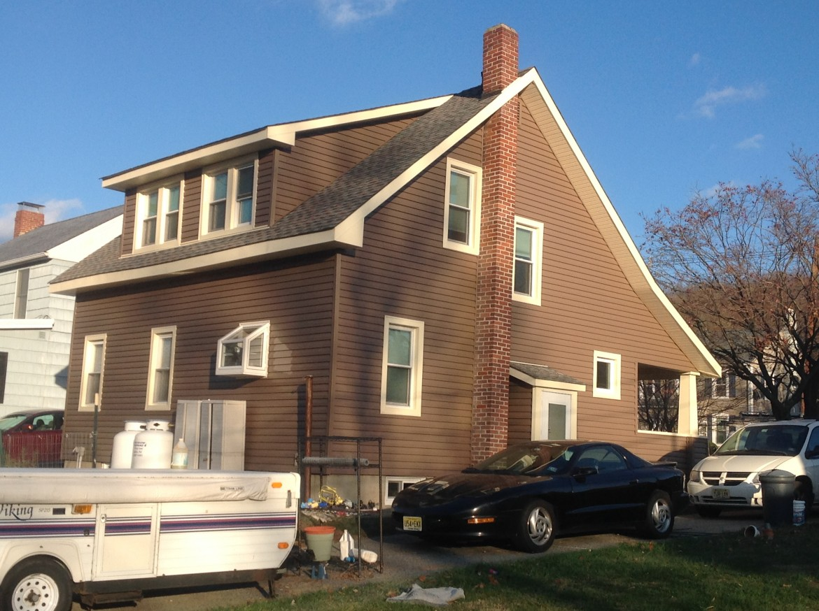Siding Project, Franklin Lakes, NJ