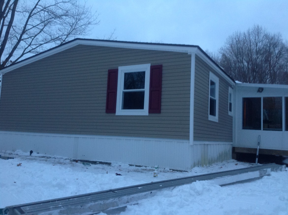 Residential Siding Project, New York