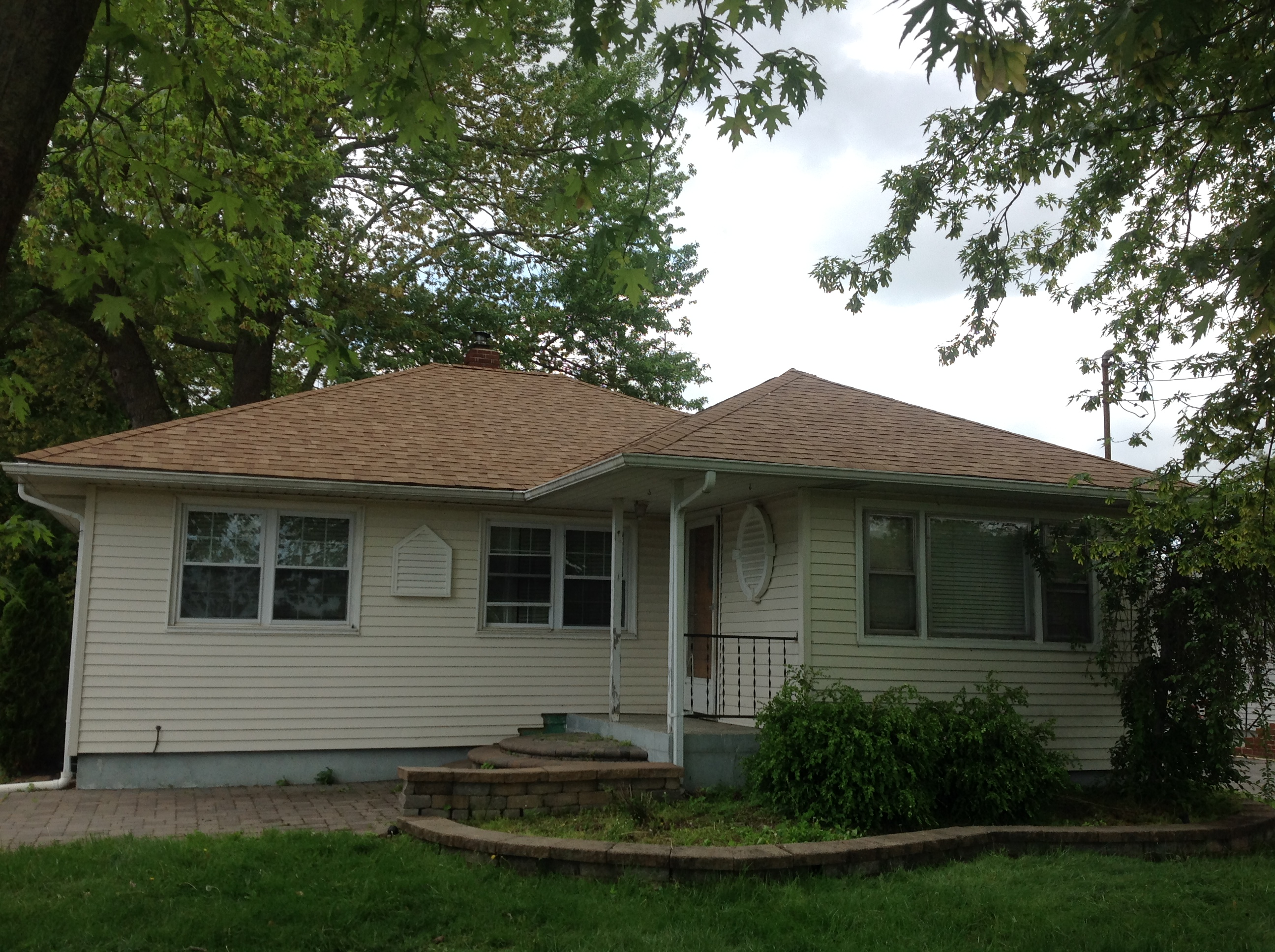 Residential Roofing Project, Bridgeton, NJRoofing